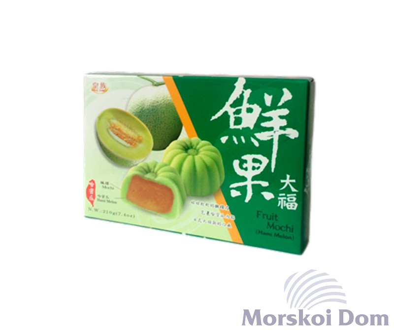 "Десерт ""Fruit Mochi – Hami Melon"""