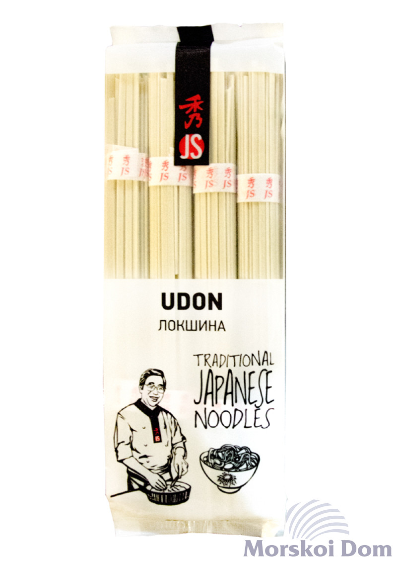 "Wheat Noodles ""Udon"""