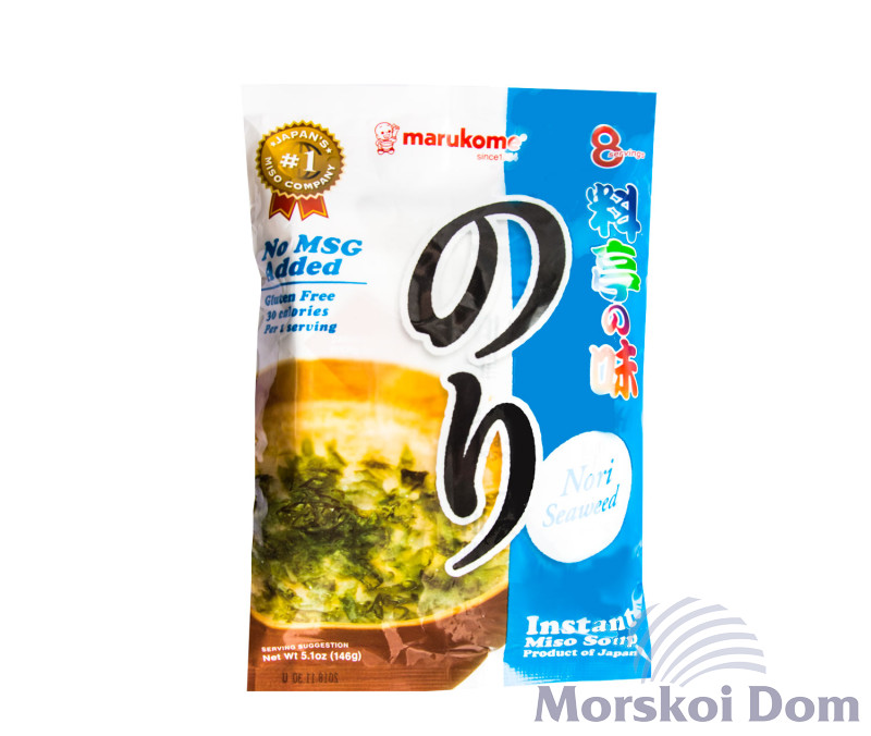 Miso-soup  Nori 8 pc