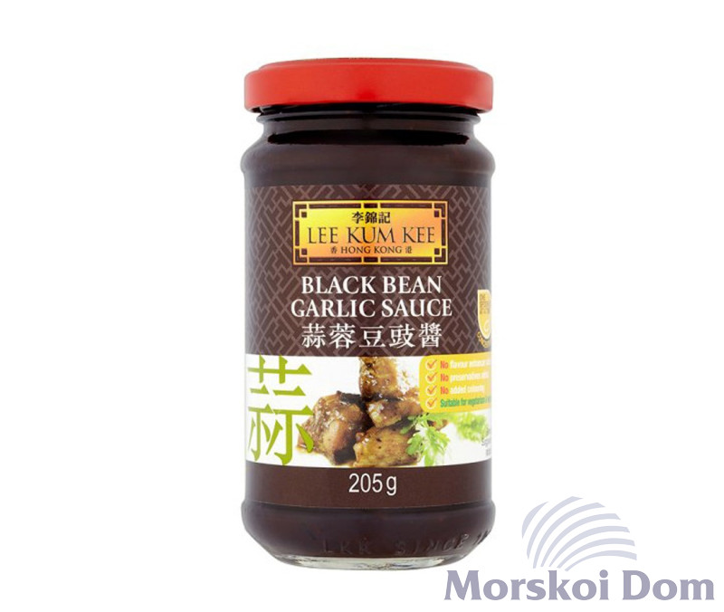 "Соус ""Black Bean Garlic Sauce"""