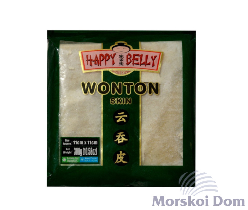 Wonton Skin 110 mm x 110 mm 32 Sheets
