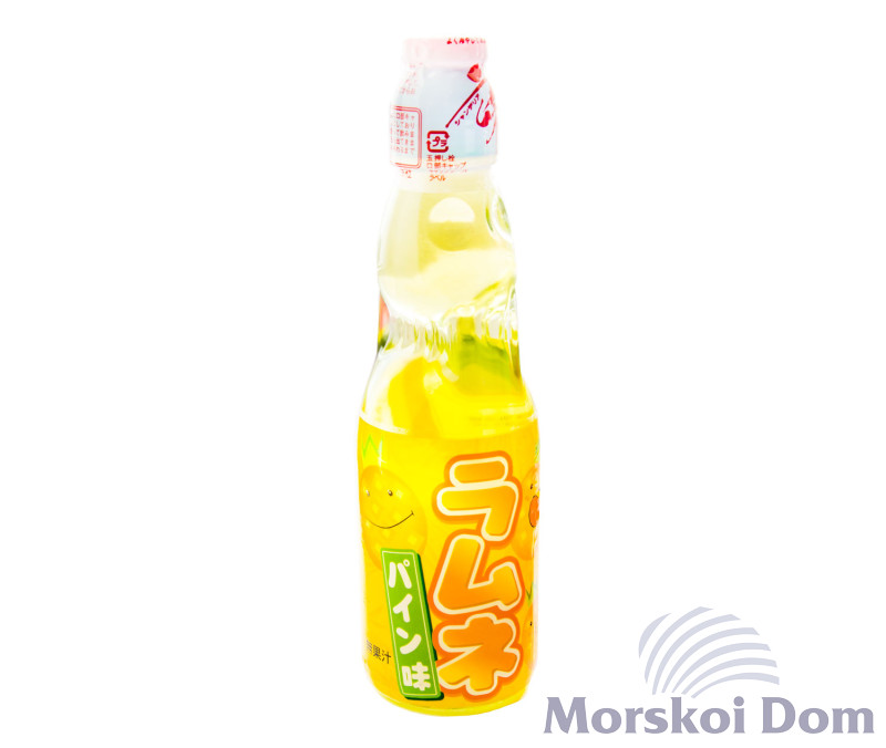 "Japanese Lemonade ""Ramune"" Pineapple"""