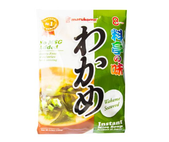 Miso-soup  Wakame 8 pc