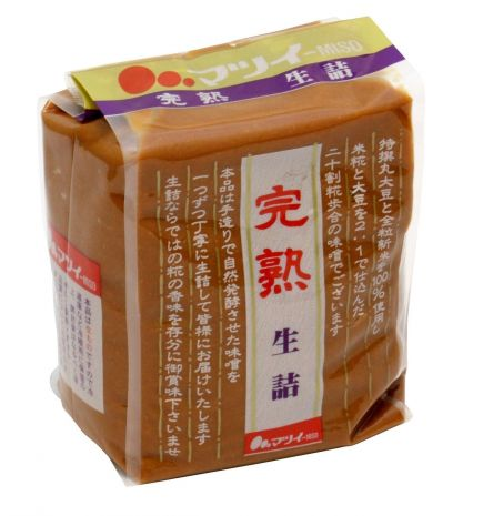 "Light Soybean Paste ""Shiro Miso"""