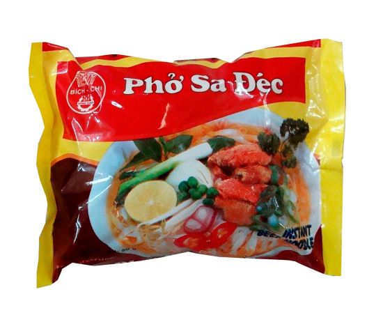 Instant Rice Noodles Beef Flavour
