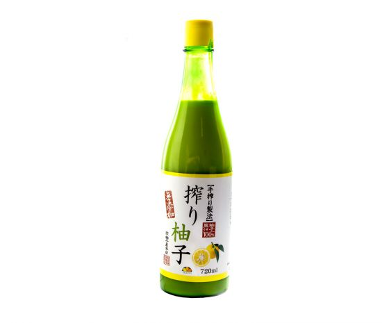 "Juice of Citrus Yuzu ""Yuzu"""