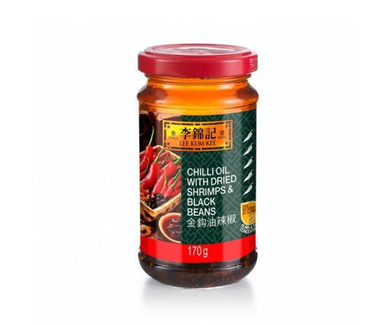 "Соус ""Chilli Oil With Dried Shrimps&Black Beans"""