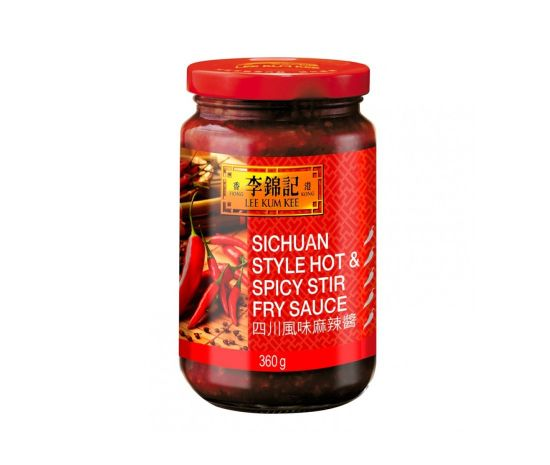 "Соус ""Sichuan Style Hot&Spicy Stir Fry Sauce"""