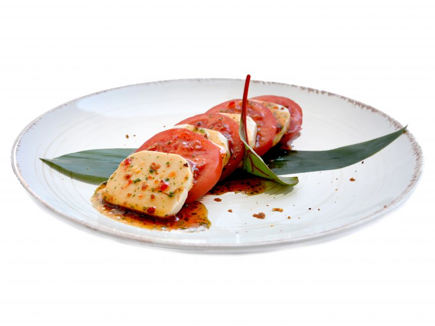 Asian style Caprese